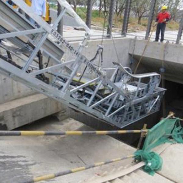 建湖扶梯吊装