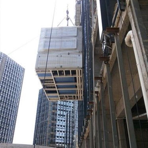 盐城空调吊装作业